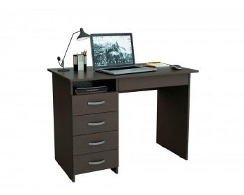 Стол письменный Милан-1 (0120) венге