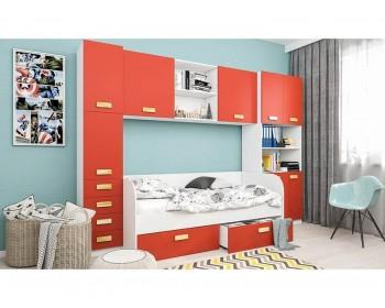 Гарнитур для детской комнаты Глейс-1