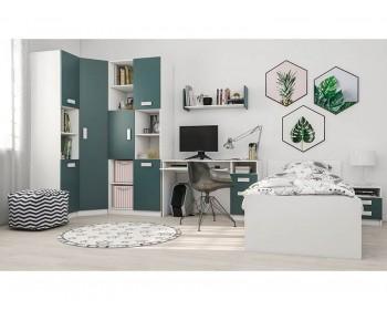 Гарнитур для детской комнаты Глейс-6