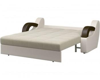 Прямой диван Мадрид-МК Плюш Беж