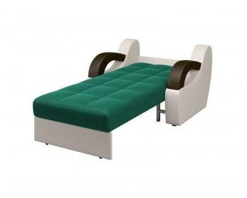 Кресло-кровать Мадрид-МК Плюш Изумруд