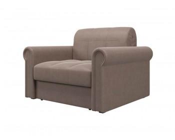 Кресло-кровать Палермо Плюш Браун