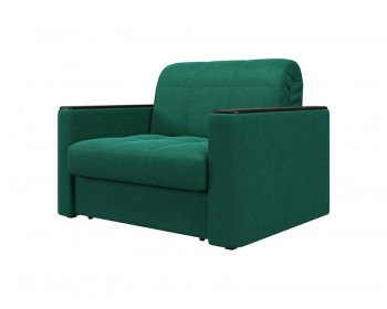 Кресло Неаполь Плюш Изумруд