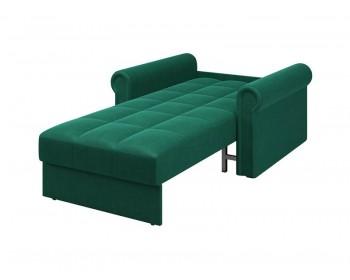 Кресло-кровать Палермо Плюш Изумруд