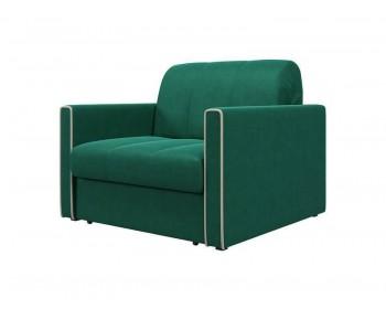 Кресло-кровать Римини Плюш Изумруд