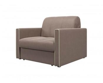 Кресло Римини Плюш Браун
