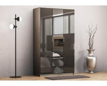 Шкаф Глянец 3D-1