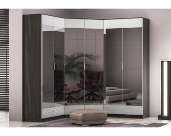 Шкаф угловой Глянец 3D-20