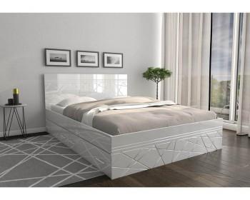 Кровать Глянец Премиум 35