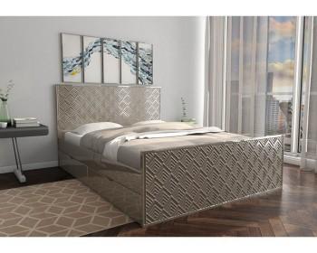 Кровать Глянец Премиум 39