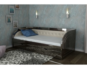 Кровать Глянец Премиум 18