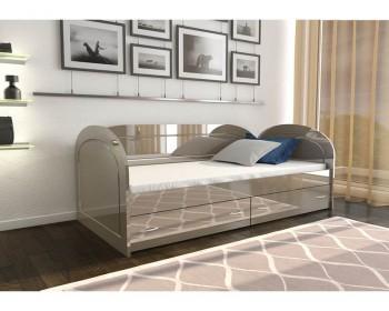 Кровать Глянец Премиум 19