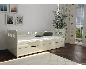 Кровать Глянец Премиум 22