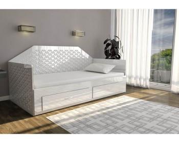 Кровать детская Глянец Премиум 50
