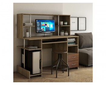 Компьютерный стол Мартин Глянец-8