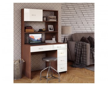 Компьютерный стол Роберт Глянец-3