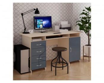 Компьютерный стол Милан Глянец-12
