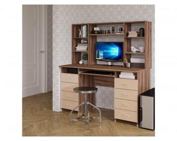 Компьютерный стол Милан Глянец-17