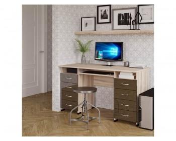 Компьютерный стол Милан Глянец-18