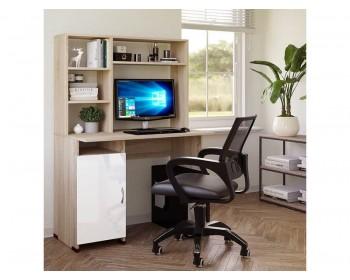 Компьютерный стол Милан Глянец-1