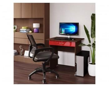 Компьютерный стол Милан Глянец-7
