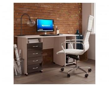 Компьютерный стол Милан Глянец-8