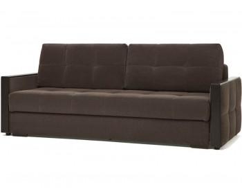 Тканевый диван Валенсия Плюш Шоколад