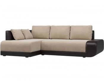Кожаный диван Нью-Йорк Лофт