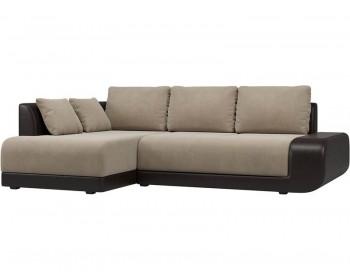 Кожаный диван Нью-Йорк Милтон