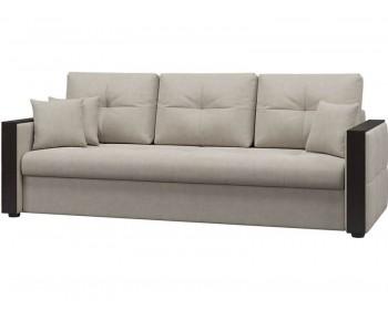 Тканевый диван Валенсия Плюш Крем евро