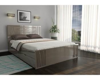 Кровать Глянец Премиум 44