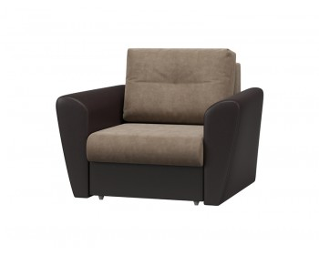 Кресло-мешок Амстердам Плюш Латте Венге