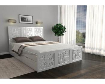 Кровать Глянец Премиум 45