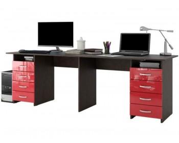 Компьютерный стол Тандем-3 Глянец 3-7