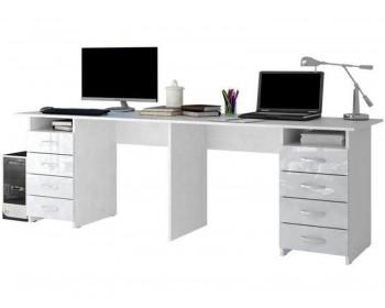 Письменный стол Тандем-3 Глянец 4-9