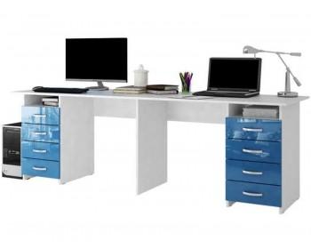 Письменный стол Тандем-3 Глянец 4-4