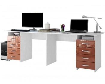 Компьютерный стол Тандем-3 Глянец 4-3