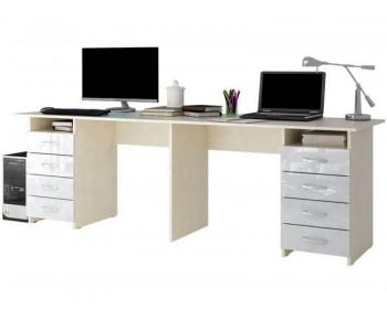 Компьютерный стол Тандем-3 Глянец 2-9