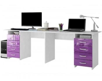 Компьютерный стол Тандем-3 Глянец 4-2