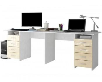 Письменный стол Тандем-3 Глянец 4-10