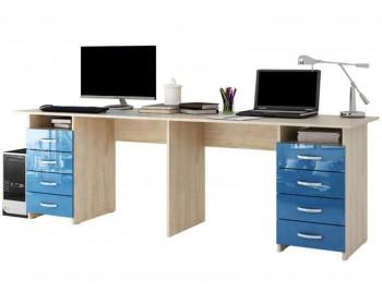 Письменный стол Тандем-3 Глянец 1-4