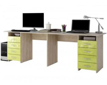 Письменный стол Тандем-3 Глянец 1-6