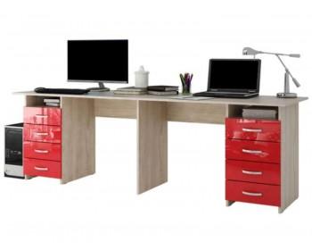 Компьютерный стол Тандем-3 Глянец 1-7