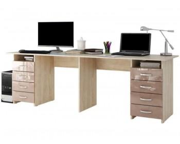 Компьютерный стол Тандем-3 Глянец 1-8