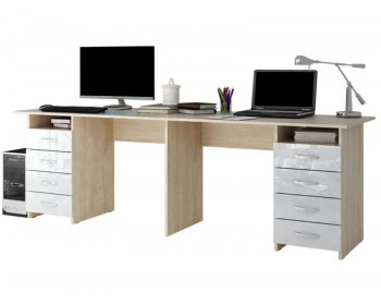 Письменный стол Тандем-3 Глянец 1-9