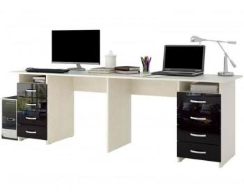 Письменный стол Тандем-3 Глянец 2-1
