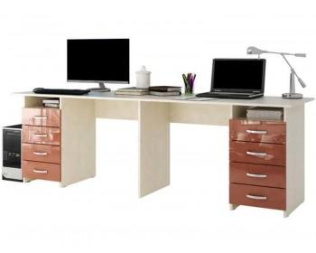 Компьютерный стол Тандем-3 Глянец 2-3