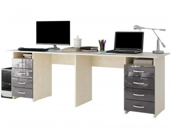 Письменный стол Тандем-3 Глянец 2-5