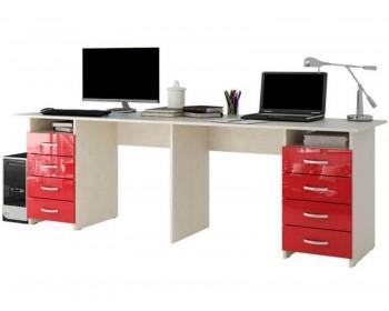 Компьютерный стол Тандем-3 Глянец 2-7