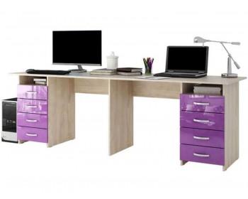 Письменный стол Тандем-3 Глянец 1-2